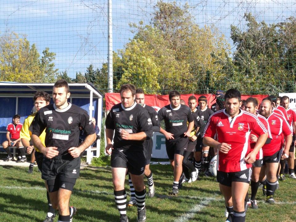 Fainplast Rugby Ascoli vs Amatori Rugby Fermo 27 a 24