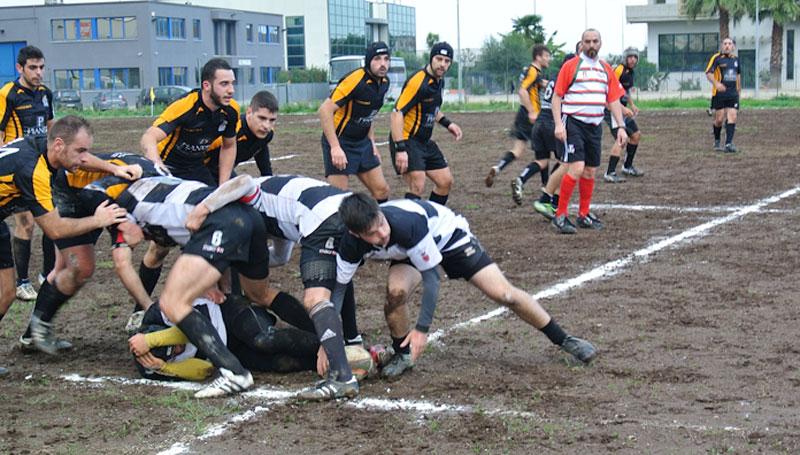 L'Ascoli infila la seconda vittoria consecutiva, fuori casa, contro il Porto Sant'Elpidio Rugby