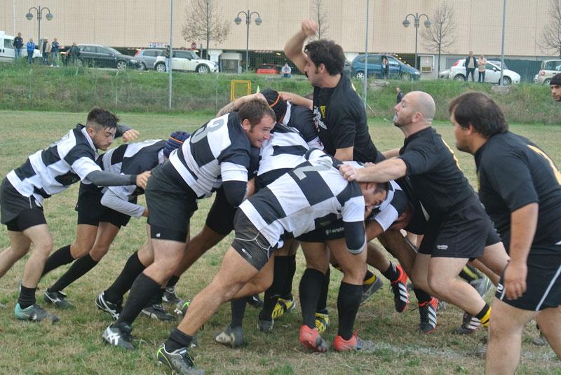 ARA vs A Macerata Rugby 3-11-13